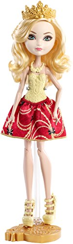Ever After High - DLB36 - Poupée Classique - Apple White