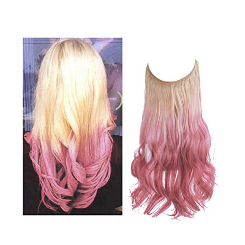 Sarla Synthetic Hair Extension for Thin hair
