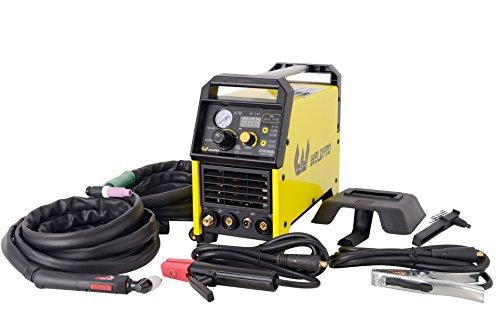 Weldpro 150/38 Amp Inverter TIG/Arc Stick/Plasma Welder
