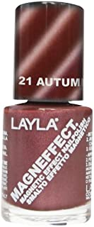 Layla Cosmetics Magneffect Layla 21 Autumn Brown 10ml
