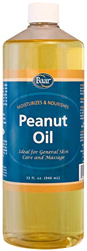 Baar Refined Peanut Oil (32 Ounces)
