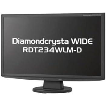 MITSUBISHI 23型ワイド液晶ディスプレイ RDT234WLM-D