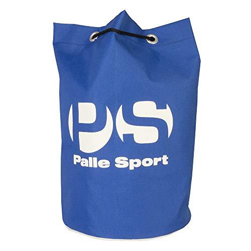 Palle Sport Aufbewahrungstasche für kleine Bälle, ideal für Hockey/Cricketbälle, für 24 Bälle, Azzurri