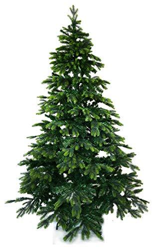 Gartenpirat 210cm BonTree Tanne Weihnachtsbaum Tannenbaum künstlich aus Spritzguss/PVC-Mix