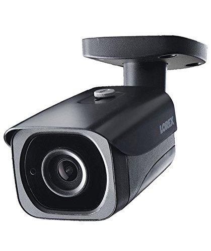 Lorex 8MP 4K IP Bullet Security Camera LNB8921BW, 200ft IR Night Vision