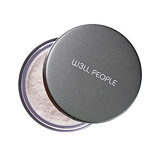 W3LL PEOPLE - Natural Bio Brightener Invisible Powder | Clean, Non-Toxic Makeup