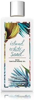【Bath&Body Works/バス&ボディワークス】 ボディローション アイランドホワイトサンド Super Smooth Body Lotion Island White Sand 8 fl oz / 236 mL [並行輸入品]