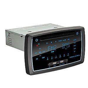 Magnadyne RV6200 AM/FM/BT/DVD Wall Mount Multimedia Receiver (RV5090 Direct Replacement)
