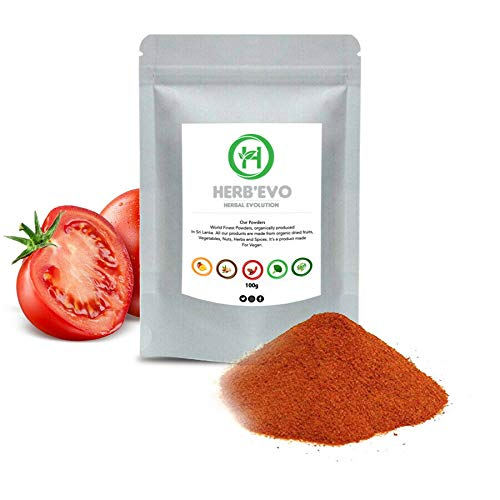 Herbevo - Polvo orgánico de tomate