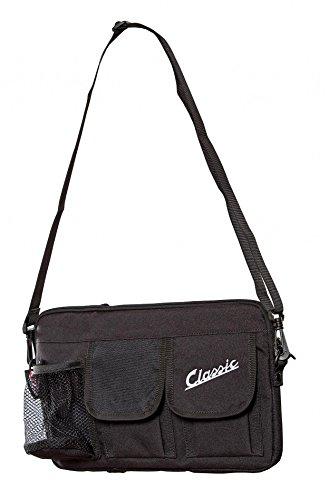 Tasche SIP Classic, für Gepäckfach/Handschuhfach, für Vespa 360x210x30 mm, Nylon, schwarz