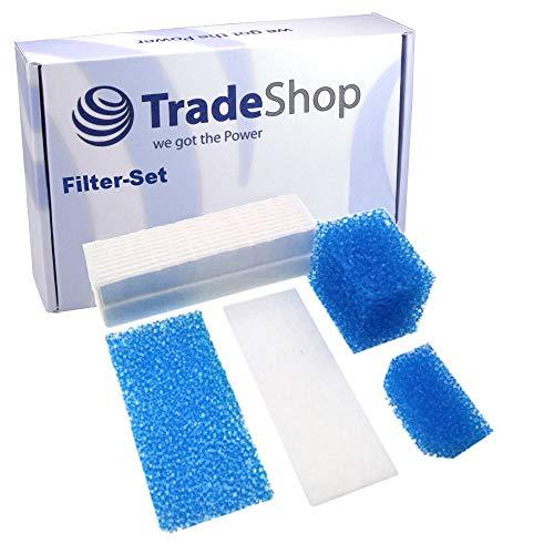 Lot de filtres 5 en 1 pour aspirateur Thomas Twin T2 Parquett Aquafilter Twin Tiger Twin Aquatherm Rotho Aquafilter Genius S2 Aquafilter