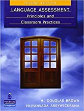 [0138149313] [9780138149314] Language Assessment: Principles and Classroom Practices (2nd Edition)-Paperback