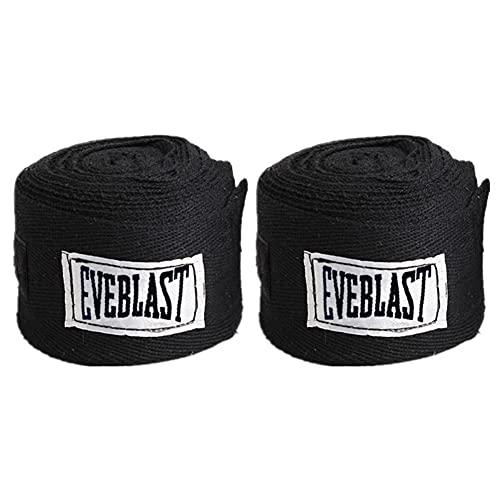 Wraps De La Mano del Boxeo 300 Cm Elástico Fitness Sanda Vendas Deportes Protector De Pulsera Vendajes Elásticos Negro 1 Papair