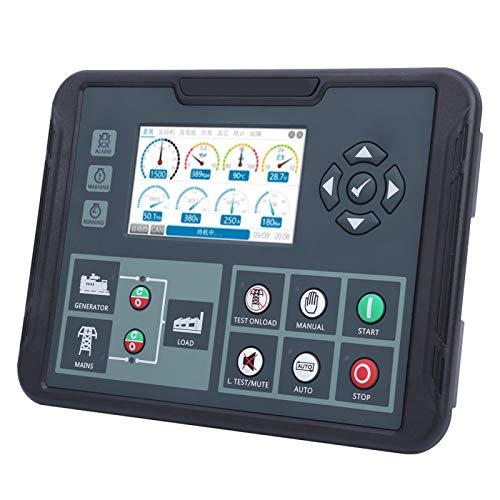 Controlador de grupo electrógeno Controlador de módulo de control de generador para...