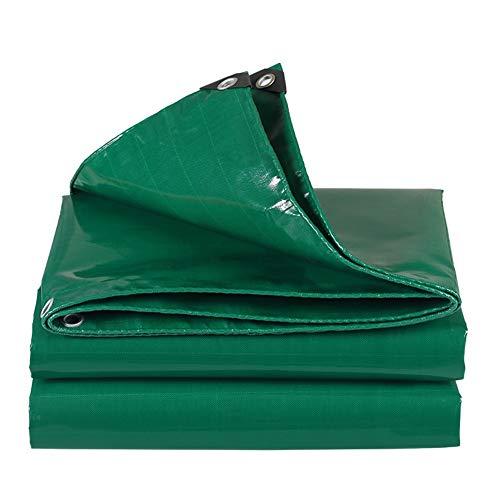 Bâche Verte Polyvalente de Protection Contre Le Soleil, Couverture de Bateau de Moto de Voiture de Jardin de Piscine de Camping de Tente (Size : 2m×3m)
