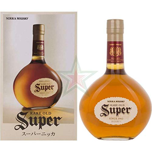 Nikka Super Nikka Whisky Rare Old 43,00% 0,70 lt.