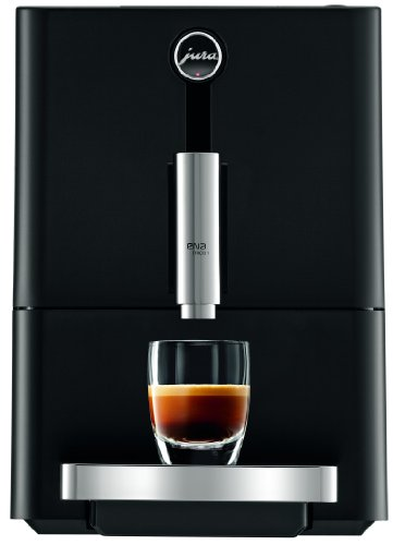 Jura ENA 1 Automatic Coffee Machine, 1, Micro Black