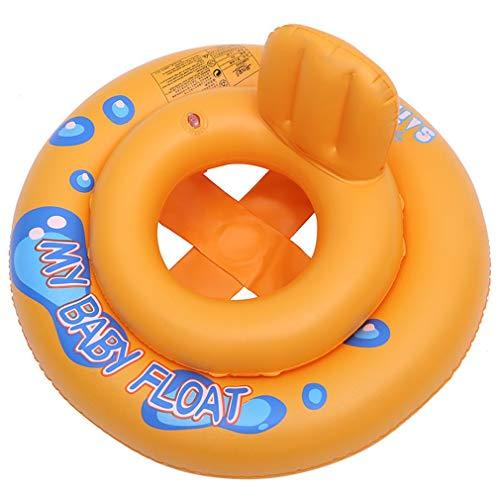 2-in-1Baby Schwimmreifen,Kinder Schwimmring,Baby Aufblasbare Schwimmhilfe,Kleinkind Schwimmsitz,Baby Schwimmen Ring,Schwimmtrainer,Schwimmboot,Kleinkind Kinder Schwimmreifen,Wasserspielring,Abnehmbar