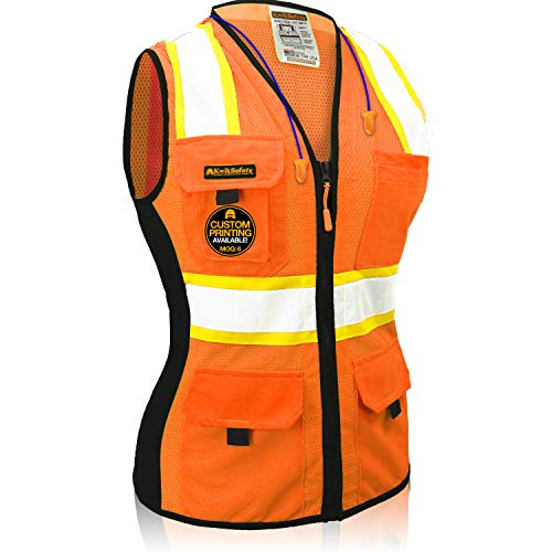 KwikSafety Lady Construction Safety Vest
