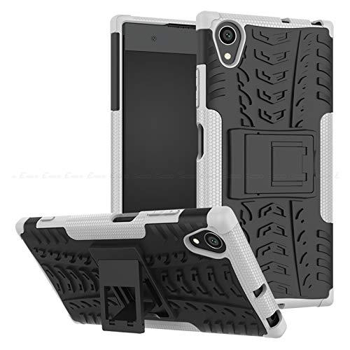 Caja De La Armadura Del Teléfono Fit For Sony Xperia 10 XA1 XA2 PLUS XA ULTRA XZ1 XZ2 Compacto XZ3 XZS XZ Premium L3 L2 L1 A La Prueba De Impermeable Funda De Goma Para Teléfono Funda Completa para el