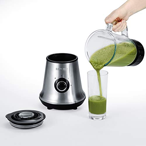 Severin SM 3737 Multimixer mit Smoothie Mix und Go - 9