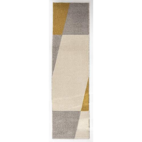 Zara Teppich mit geometrischem Muster