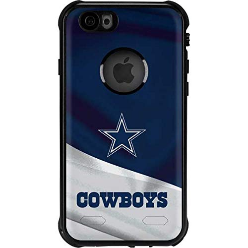 Skinit Waterproof Phone Case Compatible with iPhone 6/6s - Officially Licensed NFL Dallas Cowboys Design