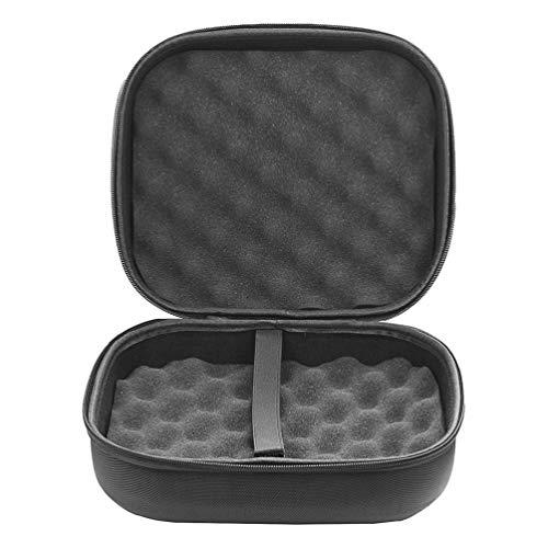 ibasenice Estuche Rígido Compatible con HTC Vive Samsung Gear VR Auriculares de Realidad Virtual Estuche Rígido de Almacenamiento para Viajes Estuche para Gafas de Sol Bolsa para Lentes