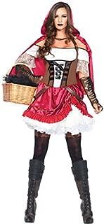 Rebel Riding Hood Adult Costume - Small