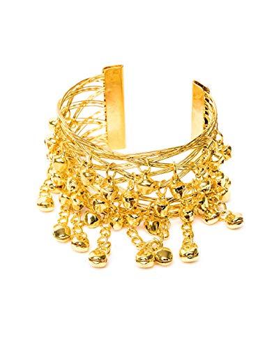 Deiters Armreif mit Glöckchen Gold