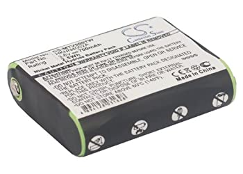 Battery Pack FRS-4002A Replacement for Motorola Talkabout T600 H20 T6000 T605 H20 T6200 T6210 T6250 T6300 T631 700mAh