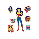 FATHEAD Wonder Woman: DC Super Hero Girls-Giant Officially Licensed Removable Wall Decal