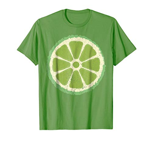 Green Lime Costume Shirt - Group Matching Halloween Costume