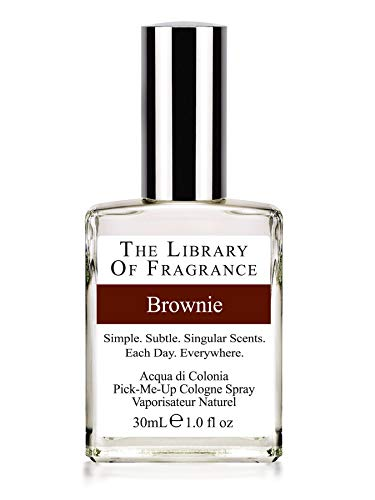 The Library of Fragrance Brownie Eau de Cologne Spray