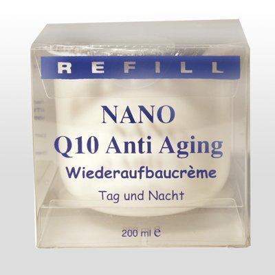 NCM Nano Q10anti-edad Crema 200ml