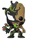 Popsplanet Funko Pop! Marvel - Venom - Venomized Groot (10-inch) #613 Super Sized...