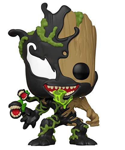 Popsplanet Funko Pop! Marvel - Venom - Venomized Groot (10-inch) #613 Super Sized