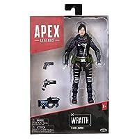 【公式ライセンス商品】Apex Legends 6インチフィギュア Wraith