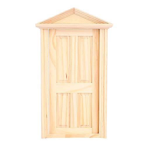 color negro Merriway BH07086 3 x 12 pulgadas, 1 cierre autom/ático y accesorios Bisagras de madera para colgar en la puerta