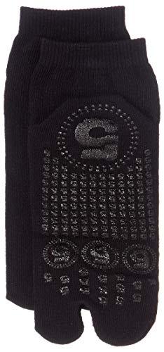 Calcetines niños tabi de Arts Martial importado de Japón, negro, Taille M (16 a 19cm)