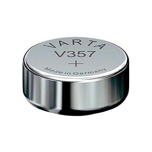varta varta Batterie, zwei V357 SR44W (2er Set)