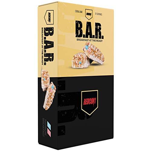 Redcon1 B.A.R 12 Bars, Rainbow Breakfast, 1 kg