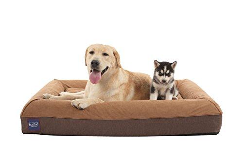 Best Orthopedic Dog Bed for Arthritis - Laifug Orthopedic Dog Bed