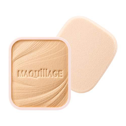 【2021年発売】MAQUILLAGE(マキアージュ)ドラマティックパウダリーEX(レフィル)ファンデーション無香料オークル00明るめ9.3g