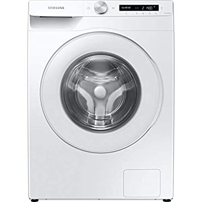 Samsung AutoDose™ WW80T534DTW Wifi Connected 8Kg Washing Machine with 1400 rpm - White