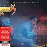 No Rest For the Wicked - Cardboard Sleeve - High-Definition CD Deluxe Vinyl Replica