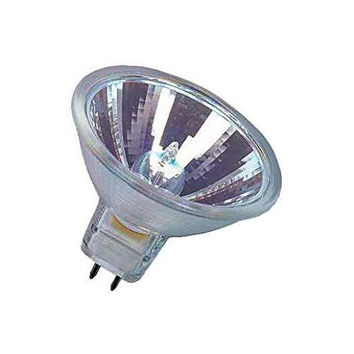 OSRAM Lot de 10 Lampes halogène DECOSTAR 51mm ECO 35 W 12V Culot GU5,3