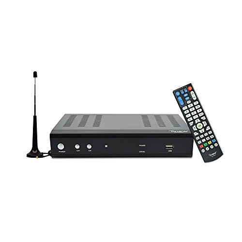 iView Premium Digital Converter Box