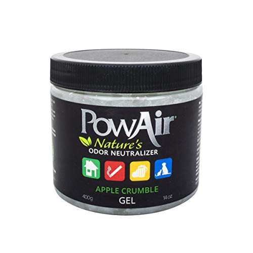 PowAir Gel 500ml / 500ml / Neutralisierer für Ambiente aus Gel Apple Atlantible