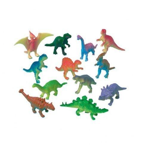 Toyland Figures 12 Dinosaur modèle - Enfants Sac de Partie Remplissage [ Jouet]